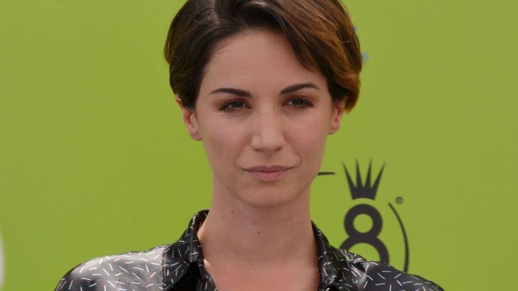 La conduttrice Andrea Delogu