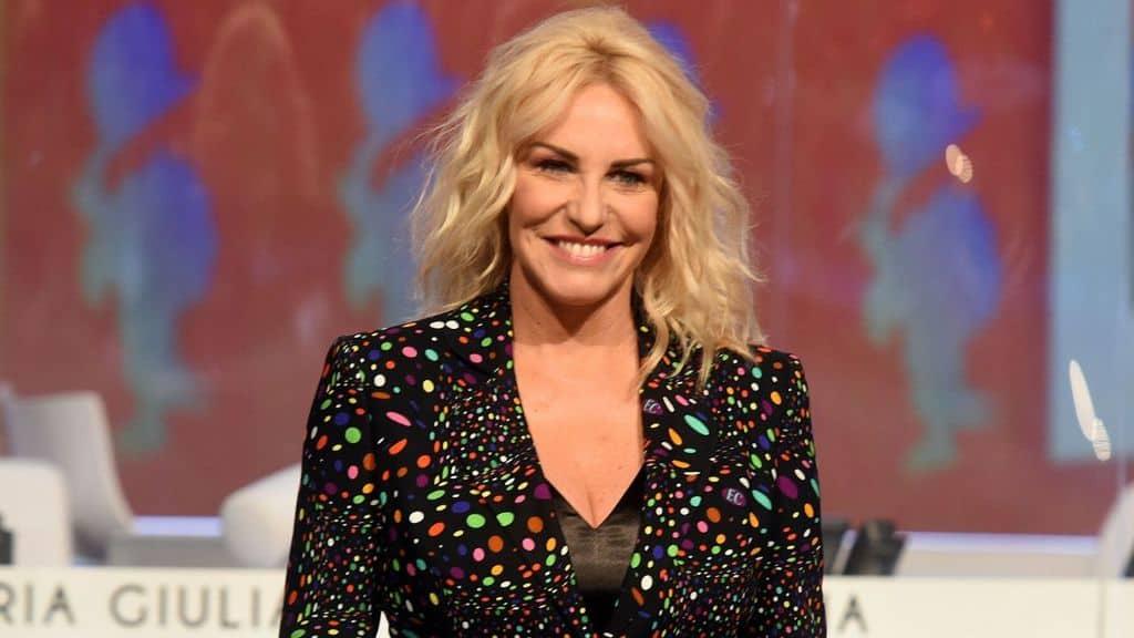 Antonella Clerici sorridente