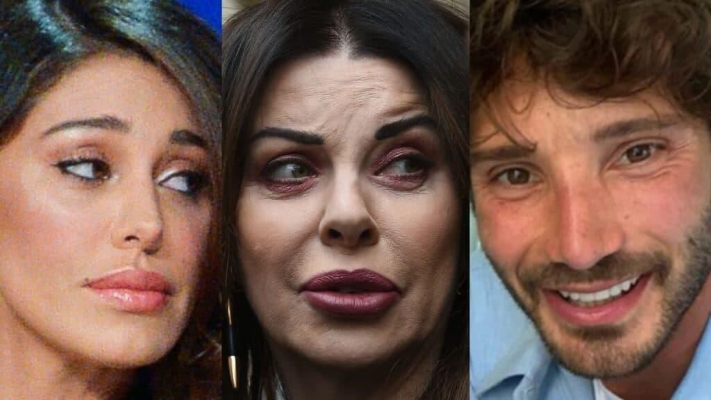 """Belén e Stefano, interviene Alba Parietti: """"Mi fa tanta tene"""