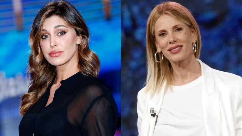 Belen Rodriguez e Alessia Marcuzzi