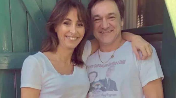 Benedetta Parodi e Fabio Caressa giovanissimi: tuffo nei ric