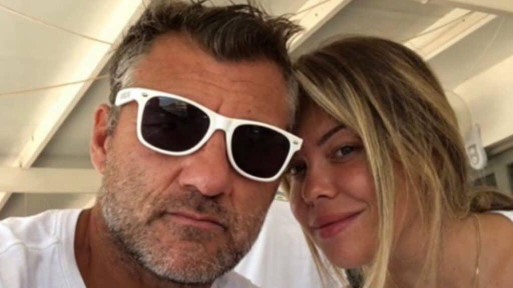 Christian Vieri, vita da bomber: la foto con la figlia Stell