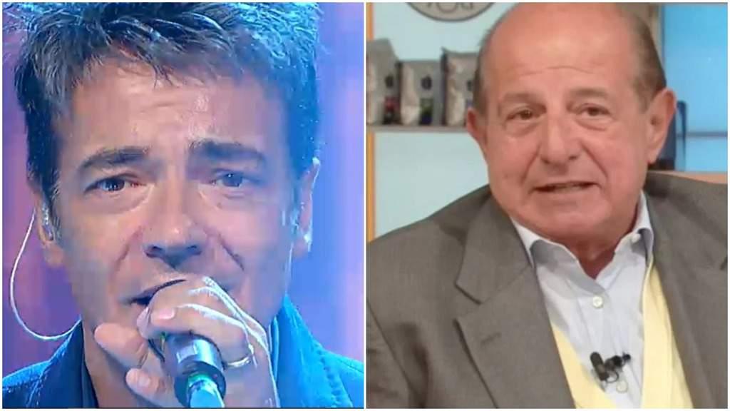 Marcello Cirillo e Giancarlo Magalli
