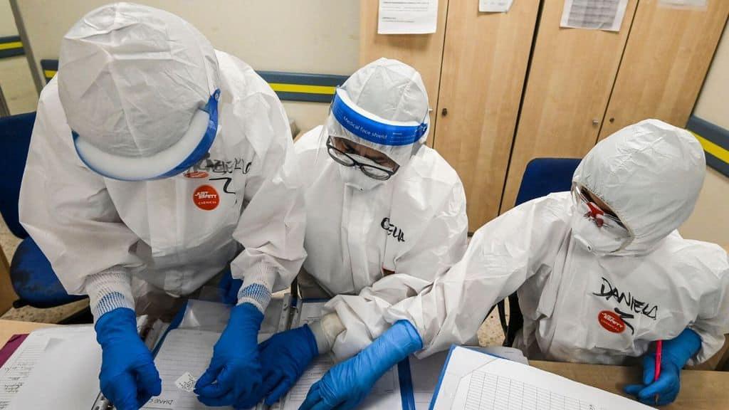 coronavirus dottori