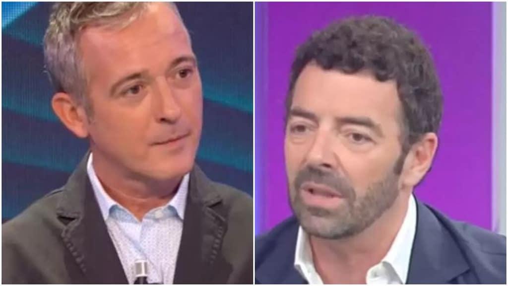 Pierluigi Diaco e Alberto Matano