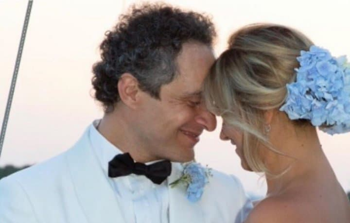 francesca barra e claudio santamaria al matrimonio