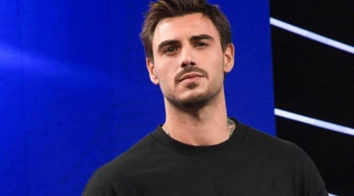 Il cantante Francesco Monte