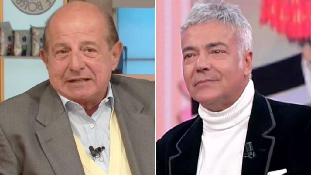 Giancarlo Magalli attaccato ancora da Marcello Cirillo: