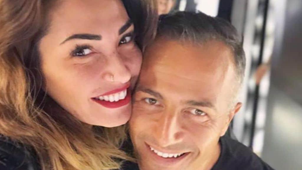 Ida Platano e Riccardo Guarnieri primo piano