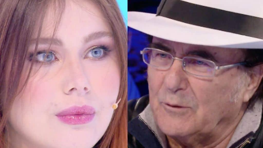 Albano Carrisi e la figlia Jasmine