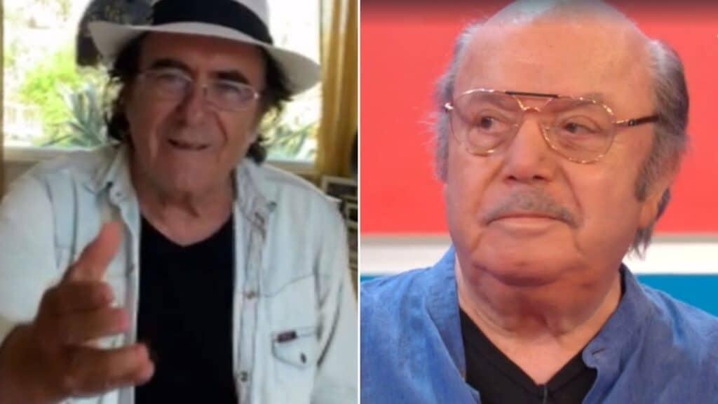 Lino Banfi, sopresa di Al Bano per il compleanno dell'attore