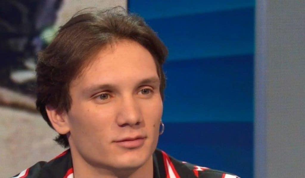 """Manuel Bortuzzo a Io e Te: """"Mi sono aperto la testa in due"""""""