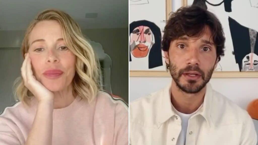 Alessia Marcuzzi smentisce il  flirt con Stefano De Martino