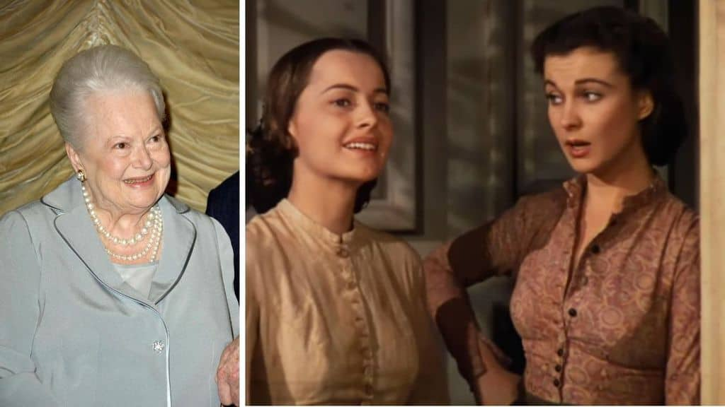 Olivia de Havilland, addio all'ultima stella di 'Via col vento'