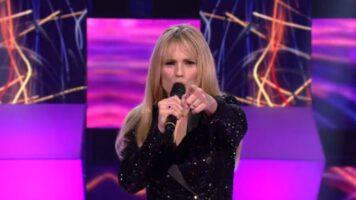 Michelle Hunziker, All Together Now oggi in tv