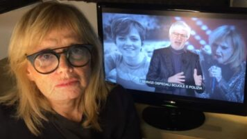 Rita Pavone risponde ad un video di Beppe Severgnini