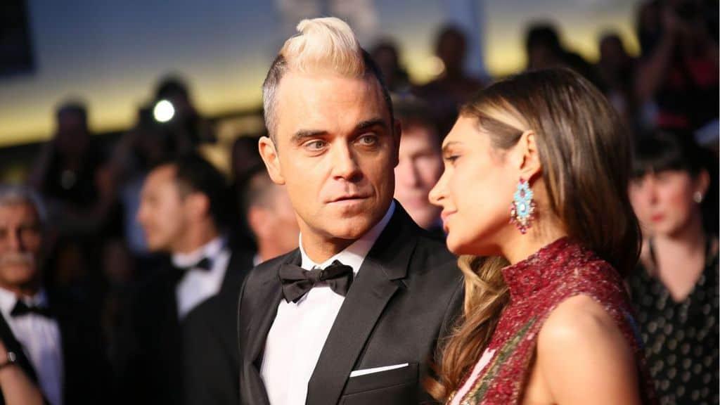Robbie WIlliams e la moglie minacciati di decapitazione ad Haiti nel 2010