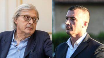 Sgarbi tuona contro Rocco Casalino, volano insulti dopo lo scandalo sul portavoce di Conte