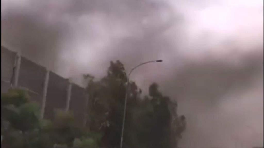 Taranto, nubi tossiche con le polveri dell'ex Ilva invadono la città