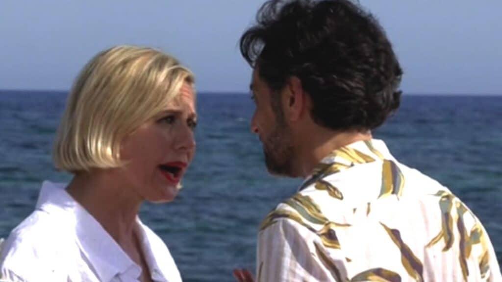 """Temptation Island, Antonella Elia subito contro Pietro: """"Sei"""