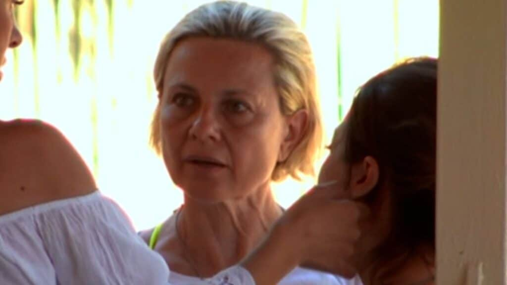 Temptation Island: gaffe per Antonella Elia con la concorren