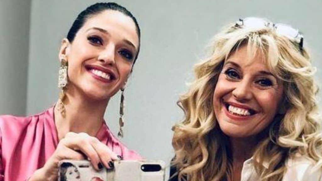 Selfie di Guendalina Goria e Maria Teresa Ruta