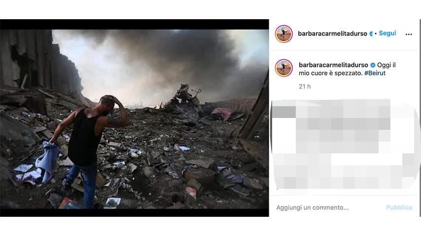 Post di Barbara d'Urso su Instagram