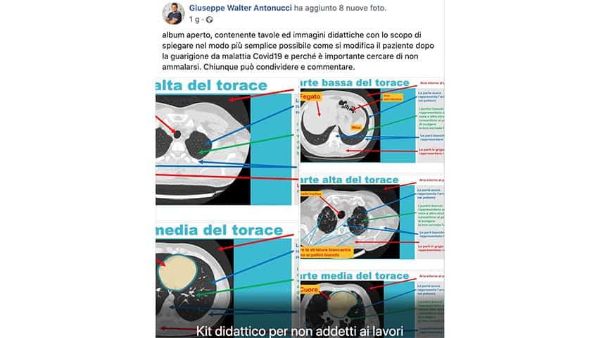 Post di Giuseppe Walter Antonucci
