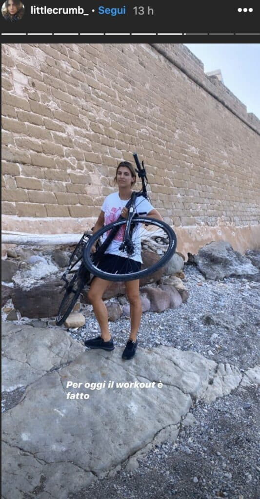 La Storia Instagram di Elisabetta Canalis