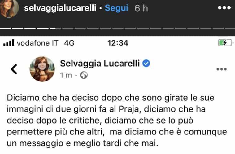 La Storia di Selvaggia Lucarelli