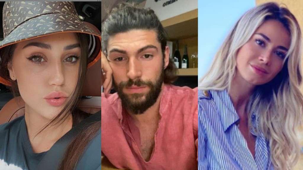 Cecilia Rodriguez, Ignazio Moser e Diletta Leotta