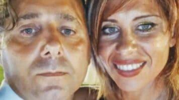 Daniele Mondello e Viviana Parisi in primopiano