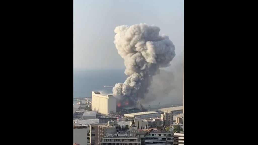 Beirut, militare pugliese ferito nell'esplosione: le sue condizioni