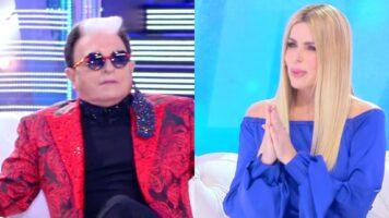 Cristiano Malgioglio e Loredana Lecciso