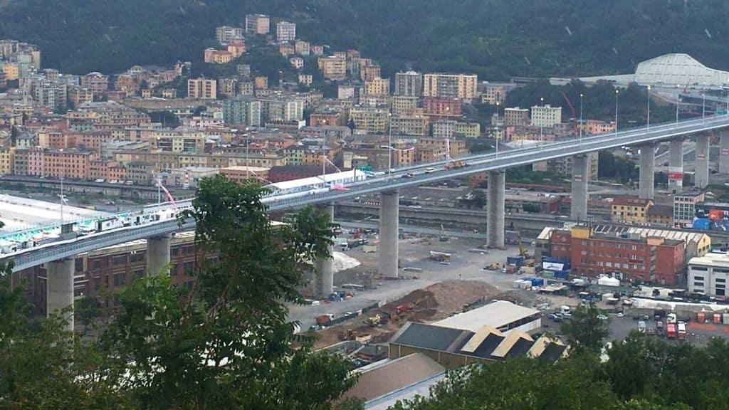 Il nuovo Ponte Genova San Giorgio