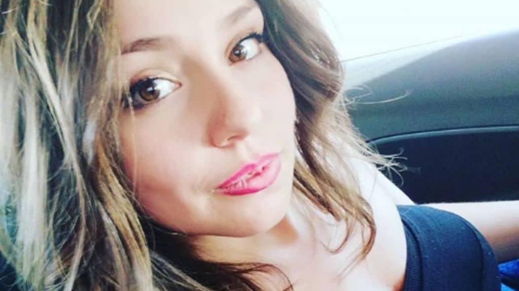 Sharon Bergonzi, ex corteggiatrice di Uomini e Donne