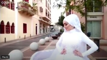 sposa beirut video