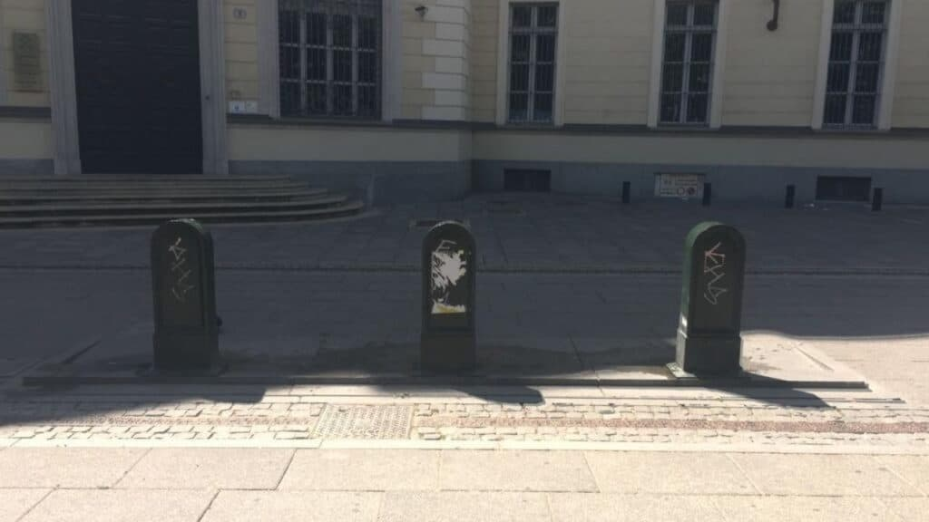i tre toret di piazza bernini