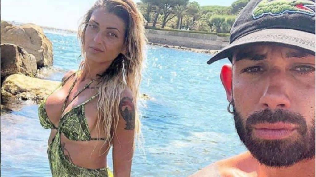 Valeria Liberati e Ciavy, concorrenti di Temptation Island