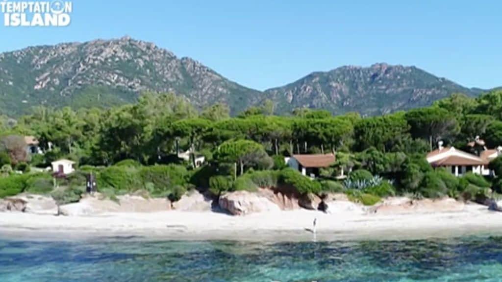 Il villaggio di temptation island