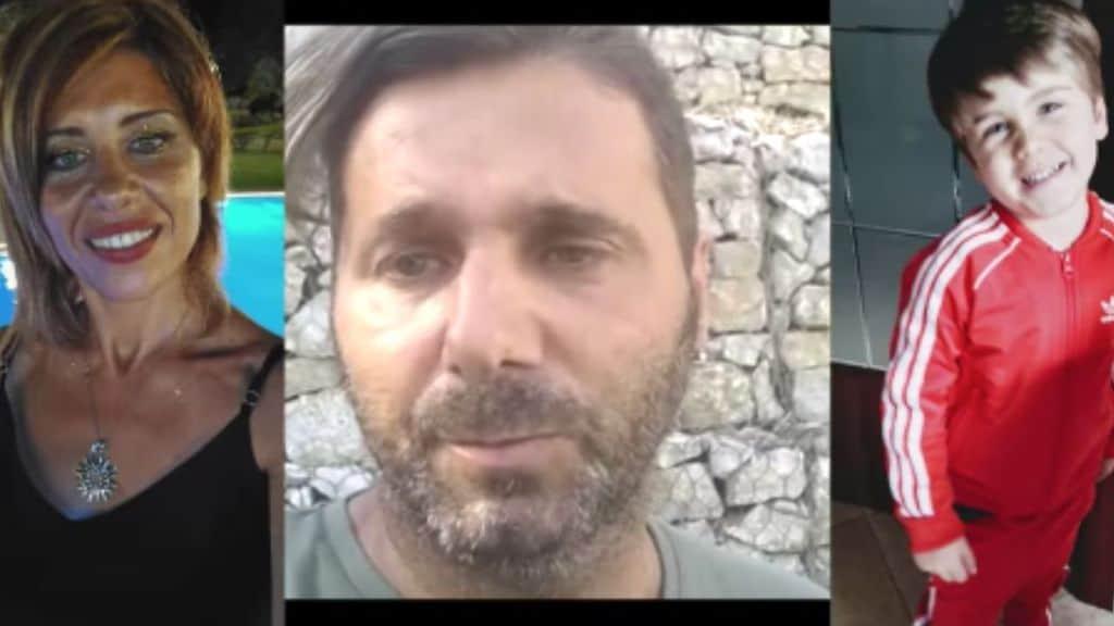 Viviana Parisi, Daniele Mondello e Gioele