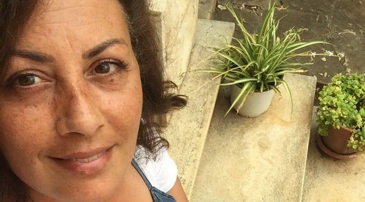 Francesca Piri, primo piano