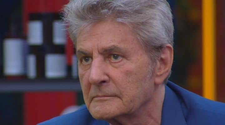 Fausto Leali al GF Vip