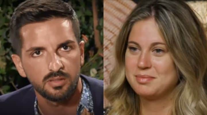 Serena e Davide a Temptation Island