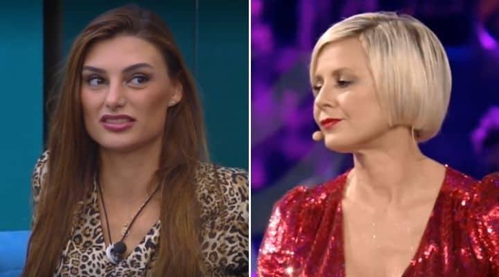 GF Vip, tutti contro Franceska Pepe: Antonella Elia la difende