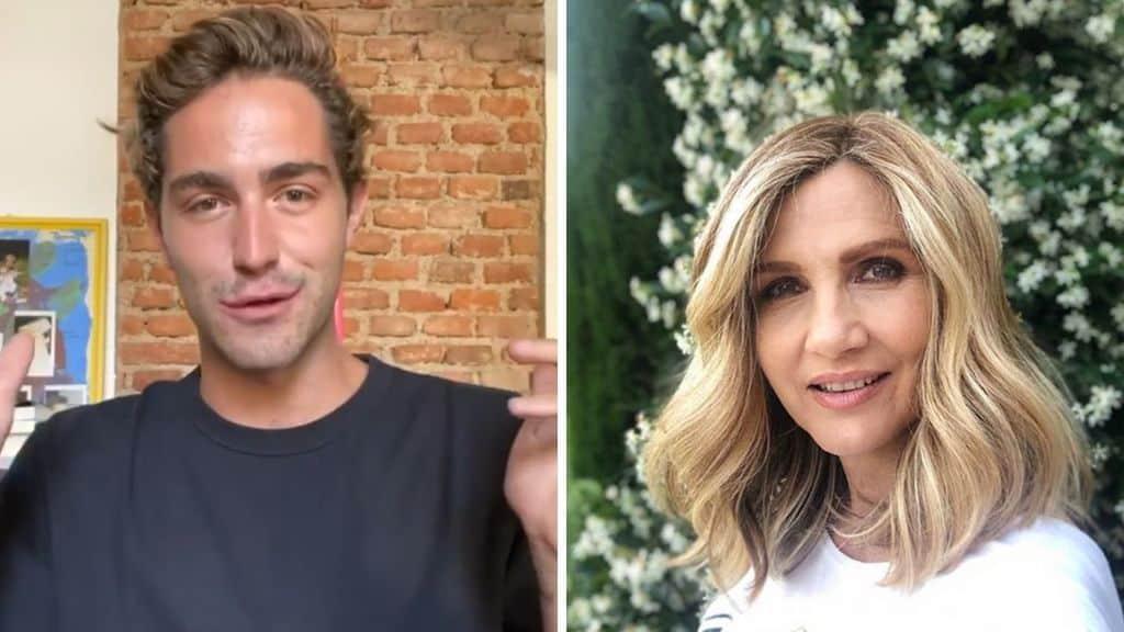 Tommaso Zorzi e Lorella Cuccarini