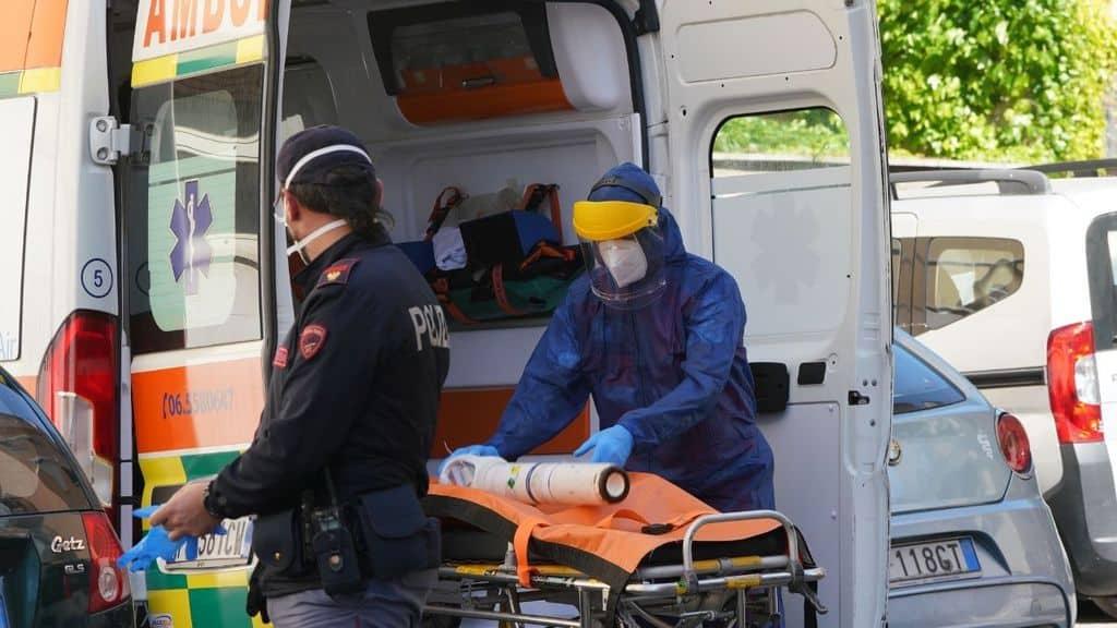 ambulanza soccorsi