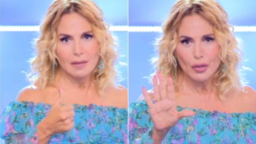 Barbara D'Urso furiosa a Pomeriggio Cinque con Eliseo Bonanno