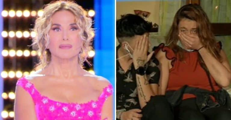 Barbara d'Urso e Rosa e Ambra, ragazze aggredite a Novara