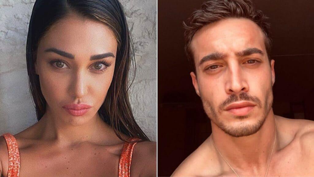Belén Rodriguez: la conferma del nuovo amore con Antonino Spinalbese